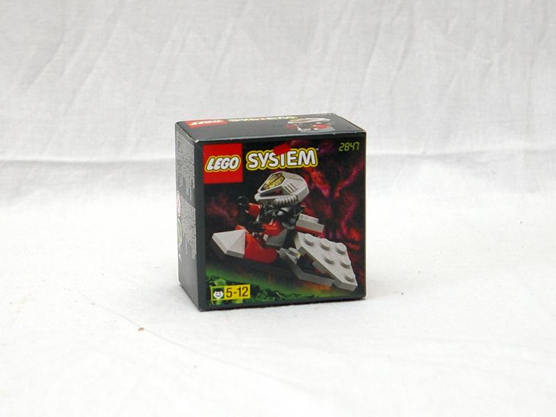 #2847 レゴ UFOフライヤー
