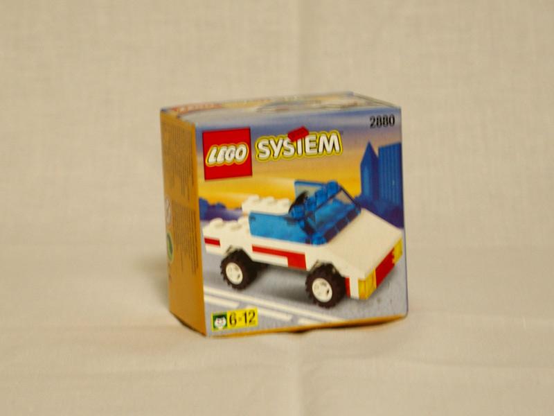 #2880 レゴ ジープ