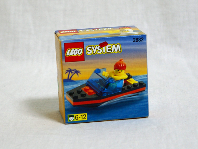 #2882 レゴ スピードボート