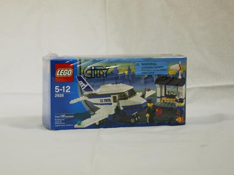 #2928 レゴ 航空会社プロモーションセット