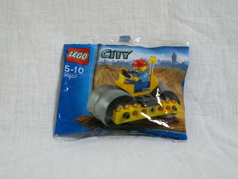 #30003 レゴ ローラー車