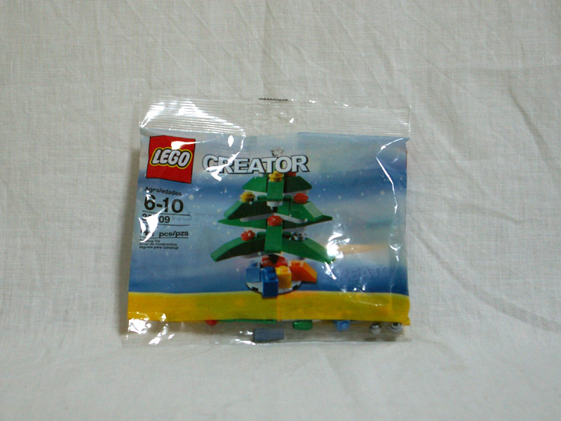 #30009 レゴ クリスマスツリー