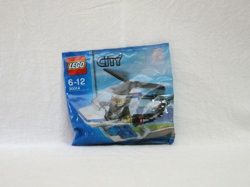#30014 レゴ ポリスヘリコプター