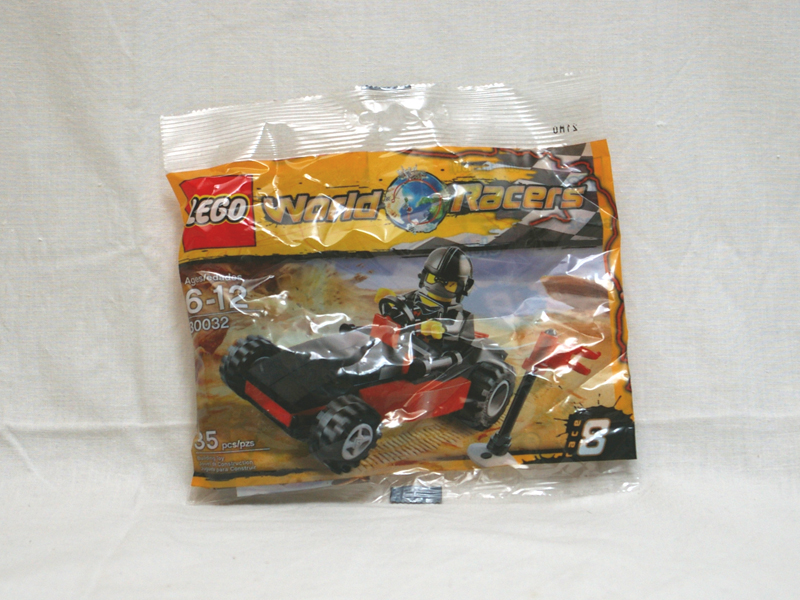 #30032 レゴ ワールドレースバギー