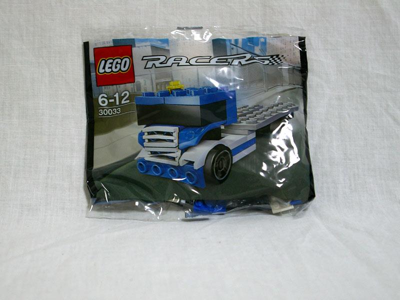 #30033 レゴ レーシングトラック