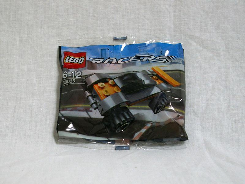#30035 レゴ レーシングカー