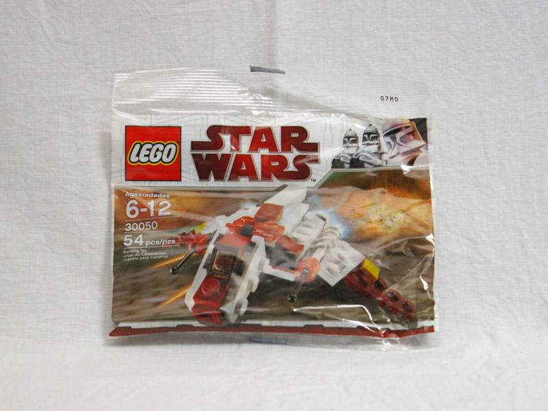 #30050 レゴ ミニリパブリックアタックシャトル