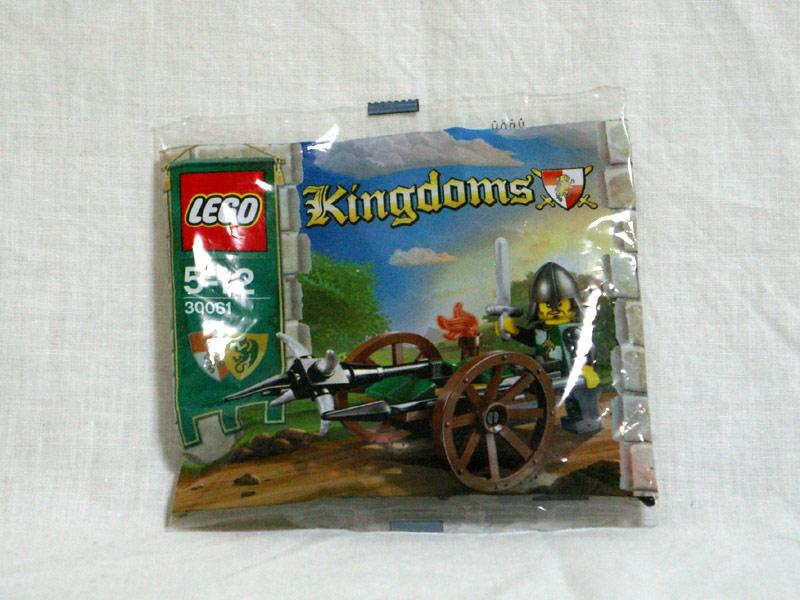 #30061 レゴ アタックワゴン