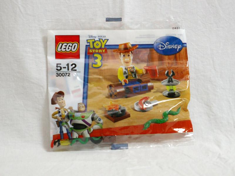 #30072 レゴ ウッディーのキャンプ