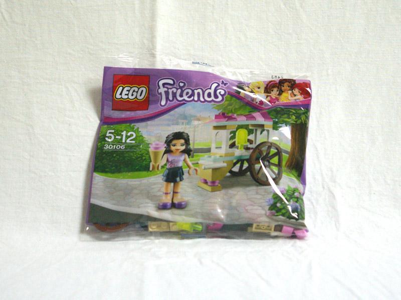 #30106 レゴ アイスクリームスタンド