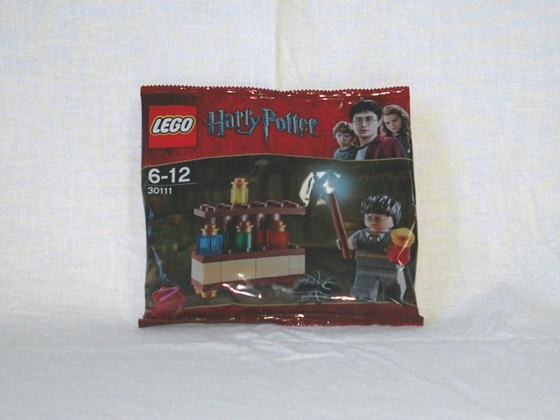 #30111 レゴ ハリーのラボ