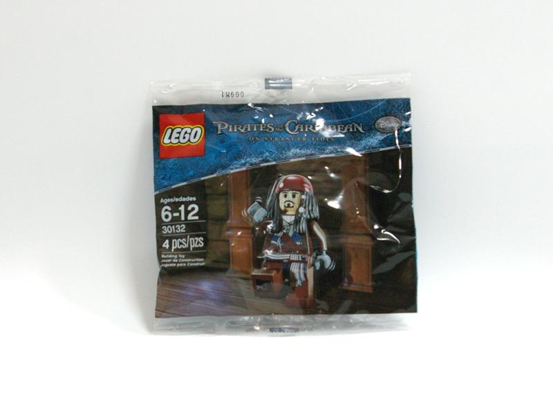 #30132 レゴ ジャックのブードゥー人形
