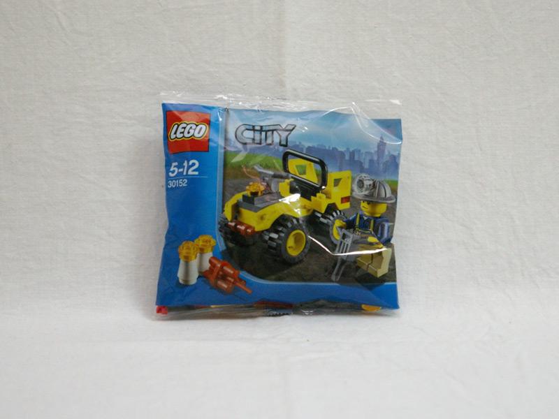 #30152 レゴ マイニングクワッド