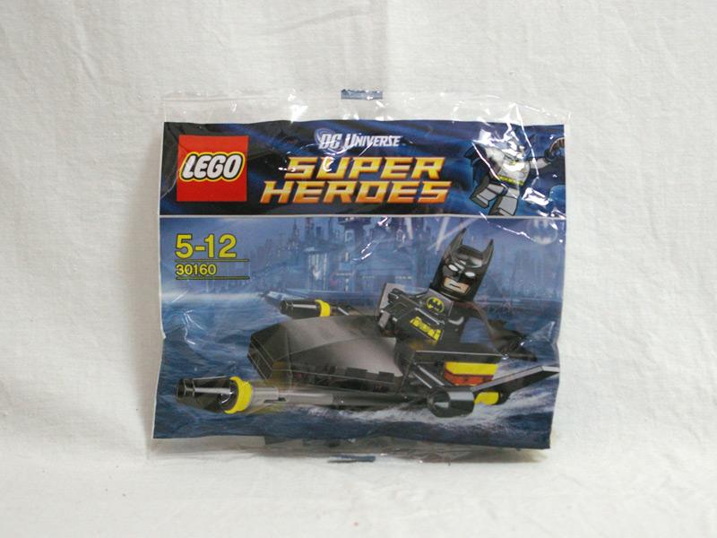 #30160 レゴ バットマンとジェットスキー