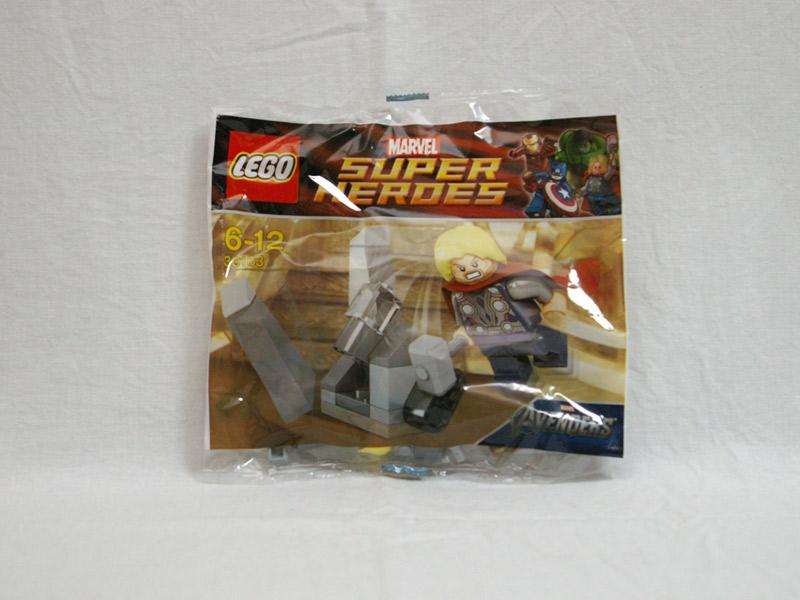 #30163 レゴ ソー とコズミックキューブ