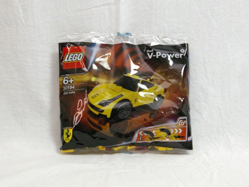 #30194 レゴ フェラーリ458 イタリア
