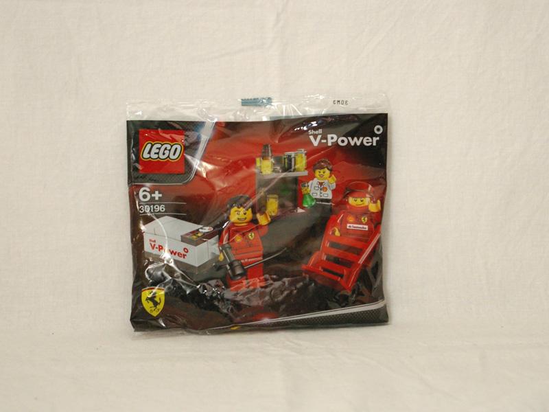 #30196 レゴ シェルF1チーム