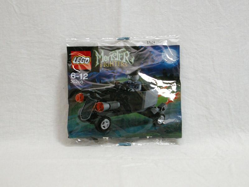 #30200 レゴ ゾンビの車