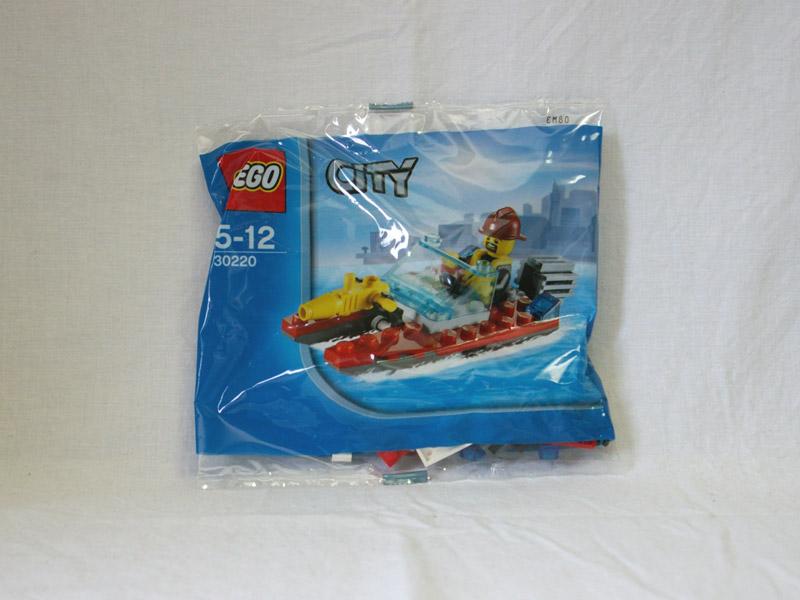 #30220 レゴ 消防スピードボート