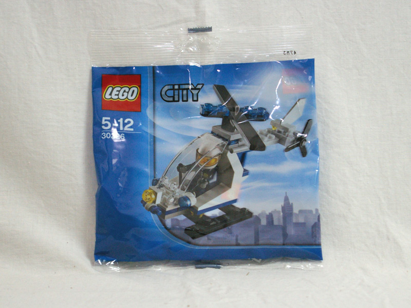 #30226 レゴ ポリスヘリコプター
