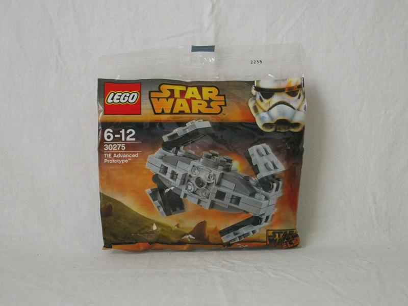 #30275 レゴ TIEアドバンス プロトタイプ