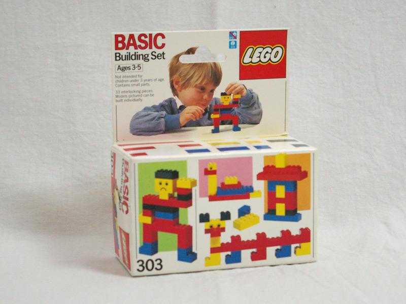 #303 レゴ 基本セット