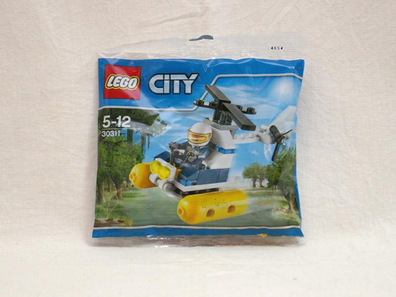#30311 レゴ ポリスヘリコプター