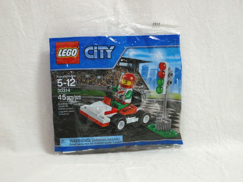 #30314 レゴ ゴーカートレーサー