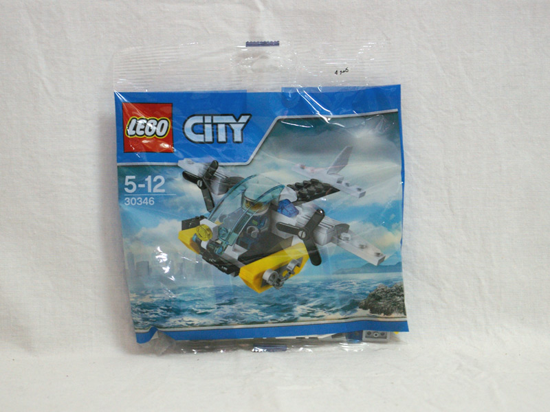 #30346 レゴ 島のポリスプレーン