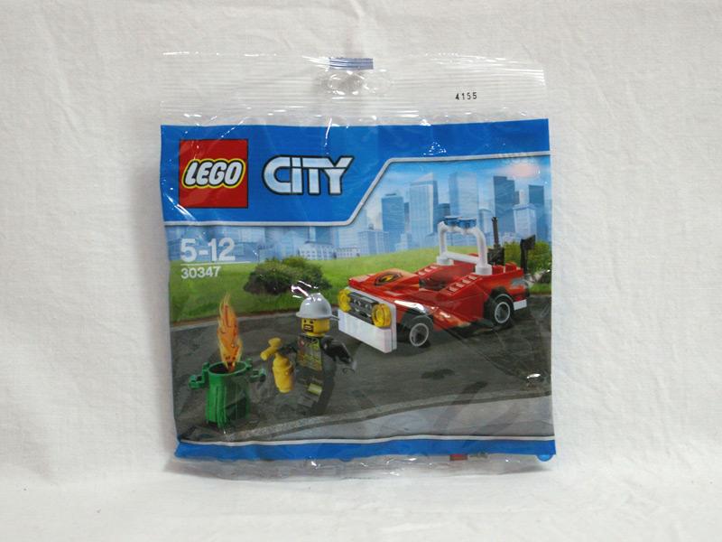 #30347 レゴ ファイアーカー
