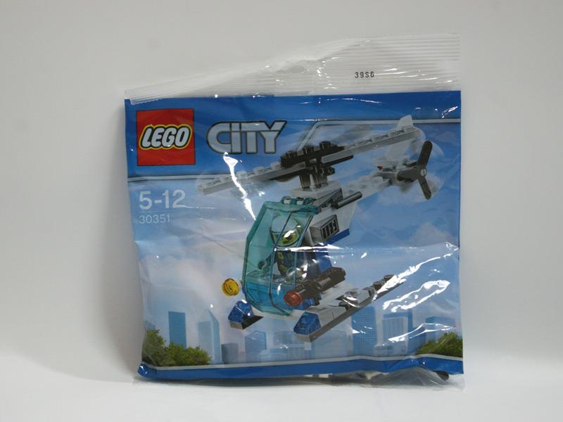 #30351 レゴ ポリスヘリコプター