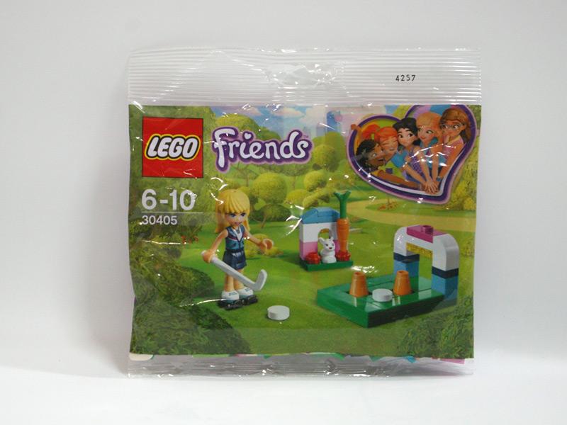 #30405 レゴ ステファニーのホッケープラクティス