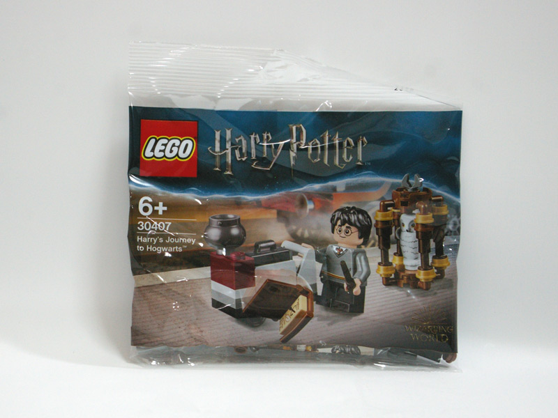 #30407 レゴ ハリーのホグワーツへの旅