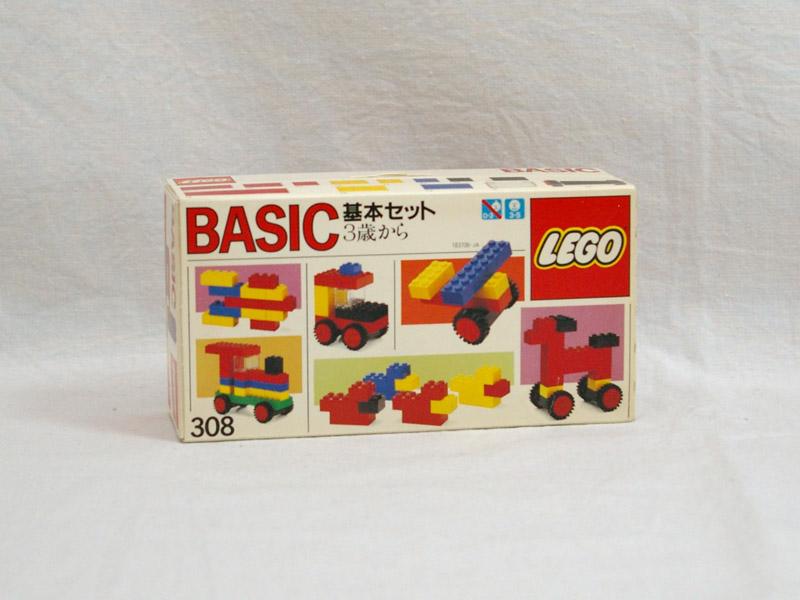 #308 レゴ 基本セット
