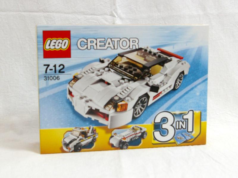#31006 レゴ ハイウェイスピードスター