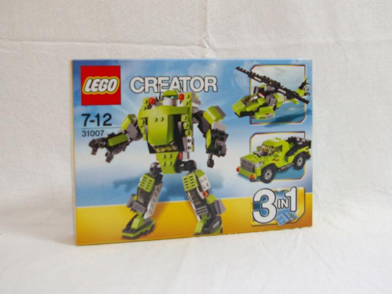 #31007 レゴ パワーメカ
