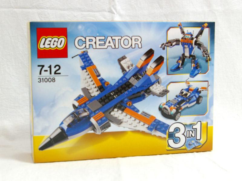 #31008 レゴ サンダーウイング