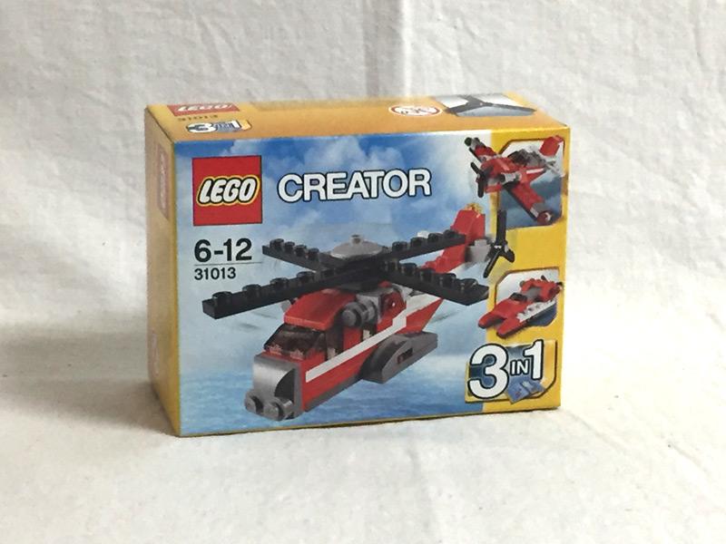 #31013 レゴ レッドサンダー