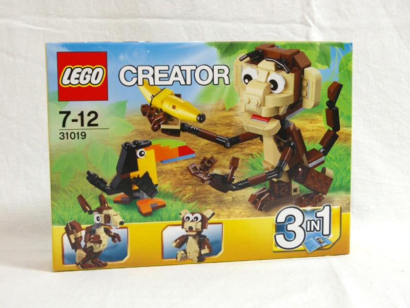 #31019 レゴ モンキー&バード