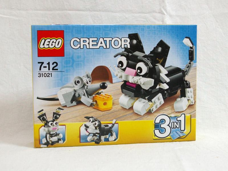 #31021 レゴ キャット&マウス