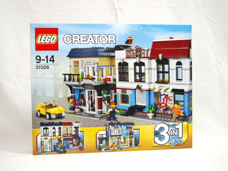 #31026 レゴ バイクショップとカフェ