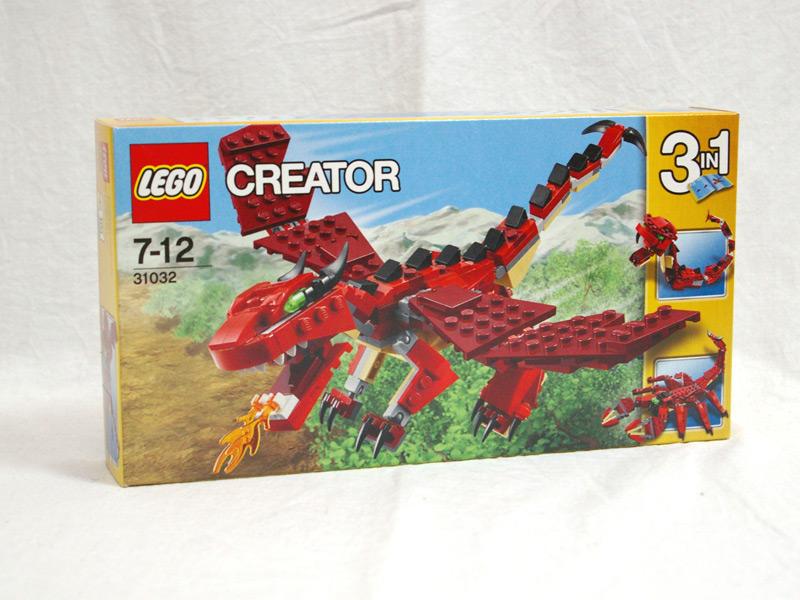 #31032 レゴ ファイヤードラゴン