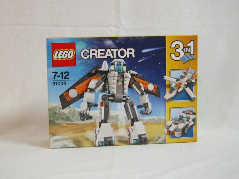 #31034 レゴ フライヤー・ロボット