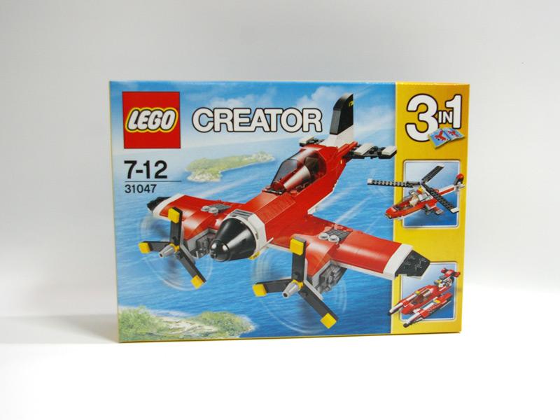 #31047 レゴ プロペラ飛行機