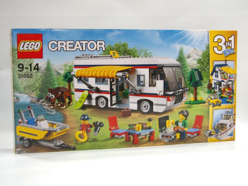 #31052 レゴ キャンピングカー