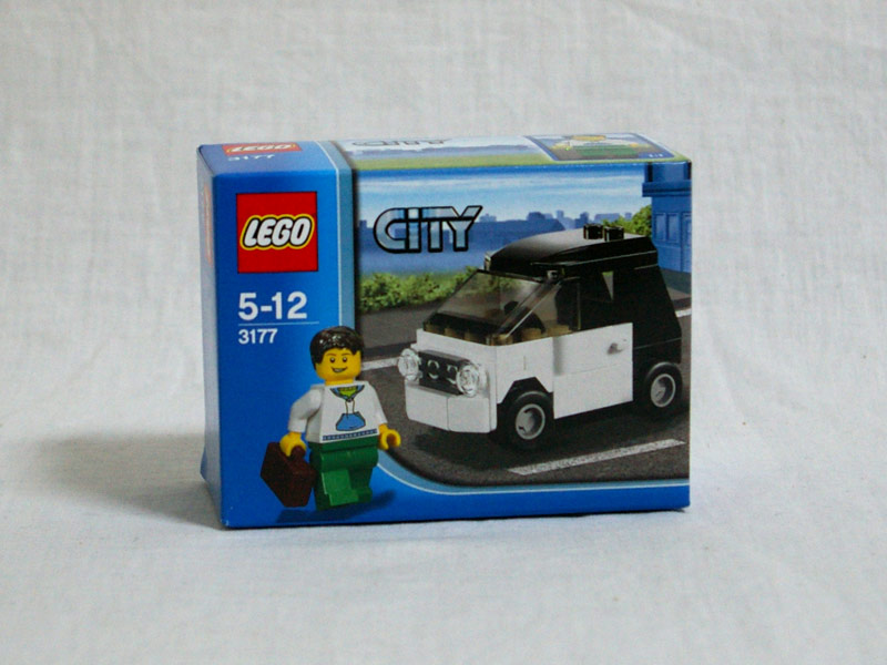 #3177 レゴ コンパクトカー