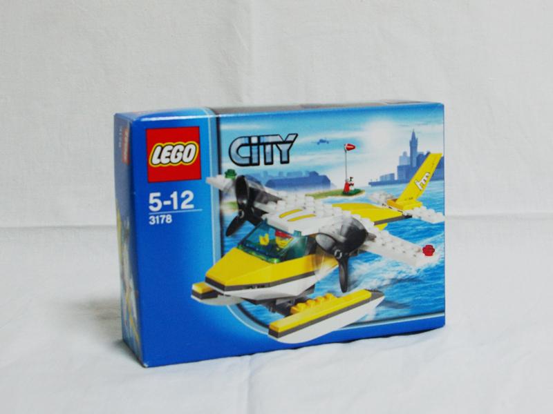 #3178 レゴ 水上飛行機