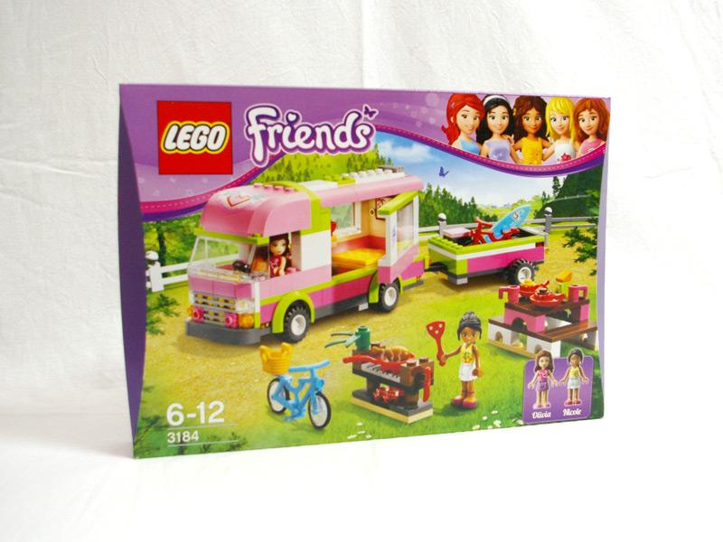 #3184 レゴ サマーキャンプ