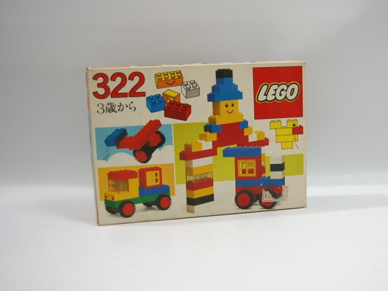 #322 レゴ 基本セット