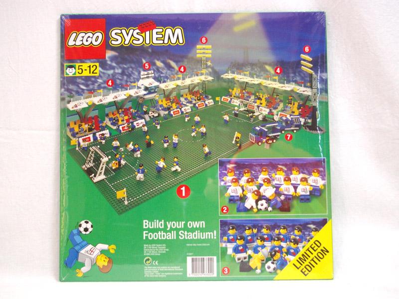 #3302 レゴ サッカーフィールド